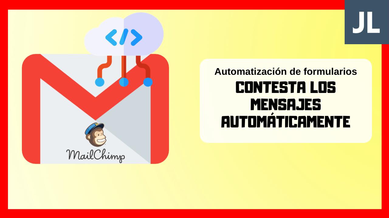 Como automatizar los formularios de la web