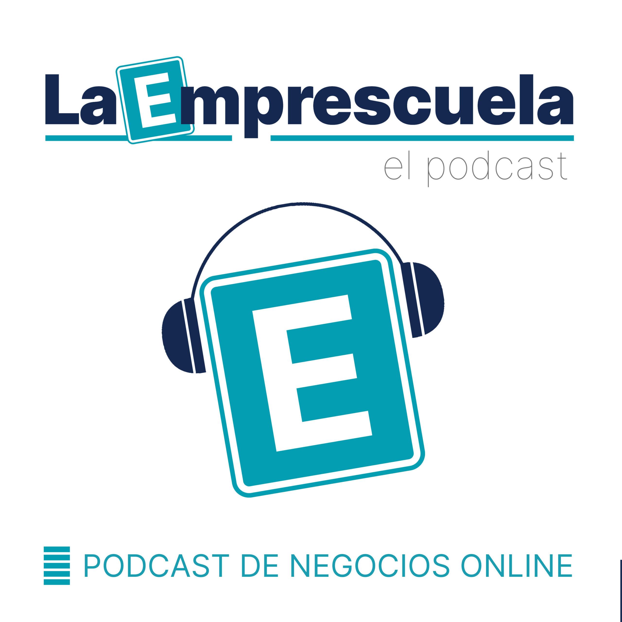 Carátula Podcast La Emprescuela