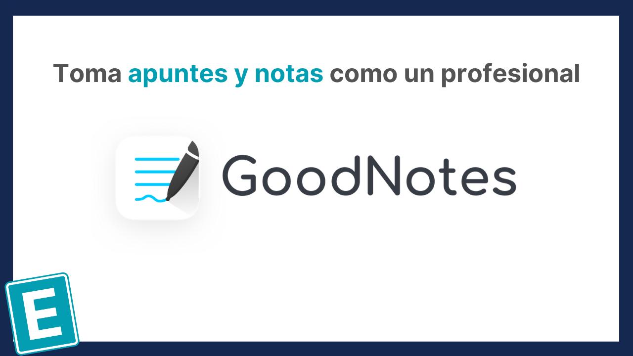 Tutorial de Goodnotes
